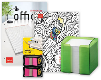 Note pads, Adhesive notes